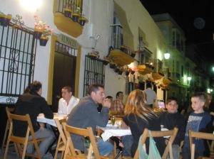 Terracita en Cádiz / Foto: Ana B. González Carballal