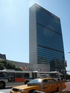 Sede de la ONU en Nueva York / Foto: Ana B. González Carballal